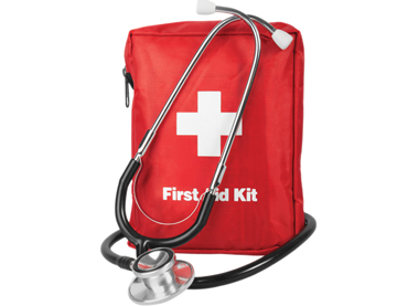 Students and First Aid on School Camps