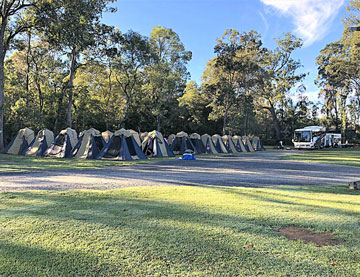 Camping - School Camps on the Gold Coast