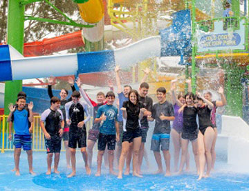 School Camps on the Gold Coast