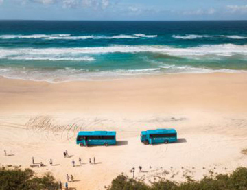 School Camps on Fraser Island