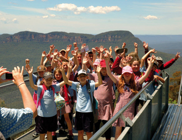 School Excursions Sydney with YHA
